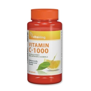 Vitaking_Vitamin_C1000_with_50mg_Citrus_90